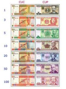 Monedas en la Isla. Las cosas que debes saber para viajar a Cuba