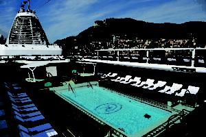 piscina crucero