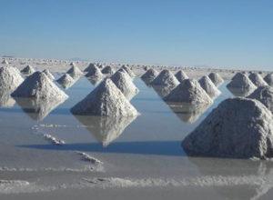 desiertos de sal