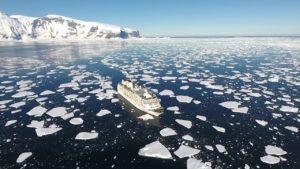 Turismo en el Polo Norte