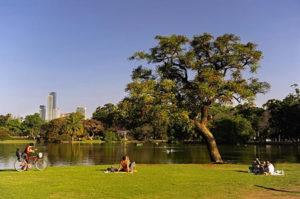Buenos Aires zona verde