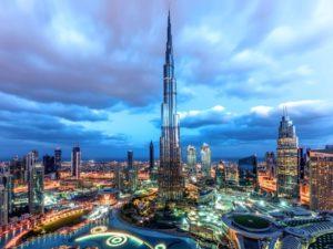 el edificio más alto del mundo