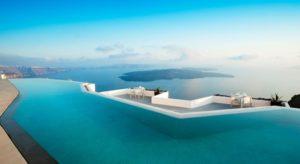Grecia piscina egeo