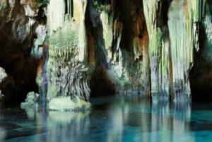 Cueva en Cancún Ox Bel Ha