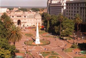 Buenos Aires Plaza