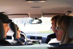 viajes compartidos en auto