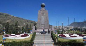 Monumento La mitad del mundo