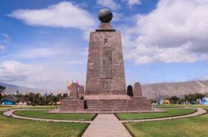 monumento a mitad del mundo