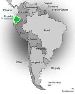 Por qué Ecuador es la mitad del mundo