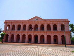 Cabildo de Asunción en Paraguay