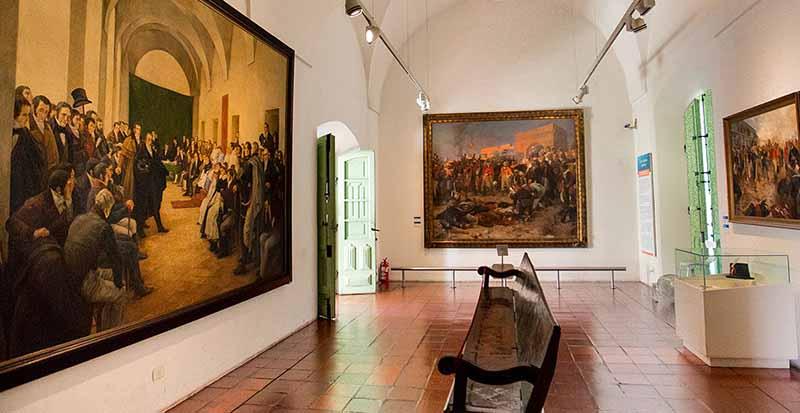 El Cabildo de Buenos Aires, Interior