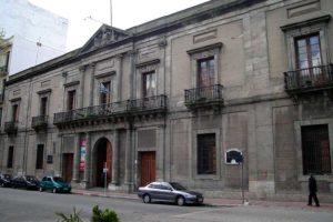 El Cabildo en Montevideo Uruguay