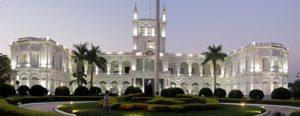 Palacio de López en Asunción Paraguay