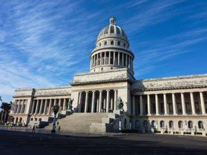 Recorrer La Habana Capitolio