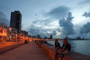 Recorrer La Habana Malecón