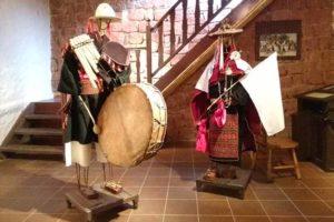 Museo de arte indígena en Sucre, Bolivia