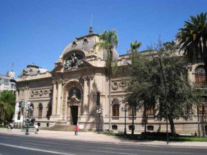 Museo Nacional de Bellas Artes en Río de Janeiro