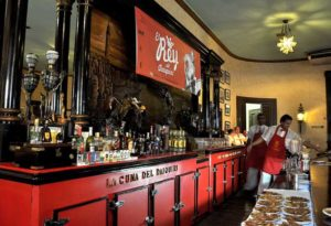 El restaurant bar Floridita