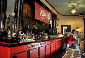 El restaurant bar Floridita