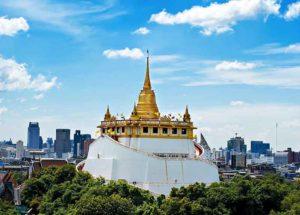 monte dorado en tailandia