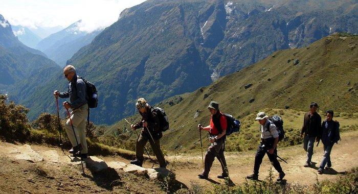 caminatas turismo de aventura