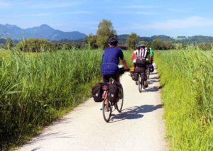 ciclismo turismo en bicicleta