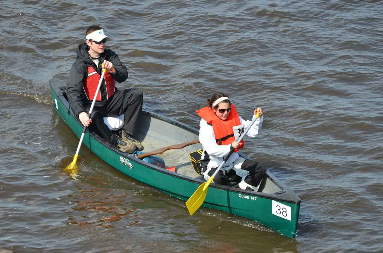 kayak turismo de aventura
