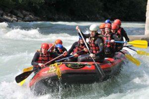 descenso de rios turismo
