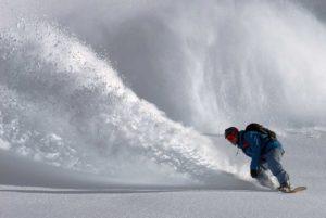 snowboard turismo de aventura